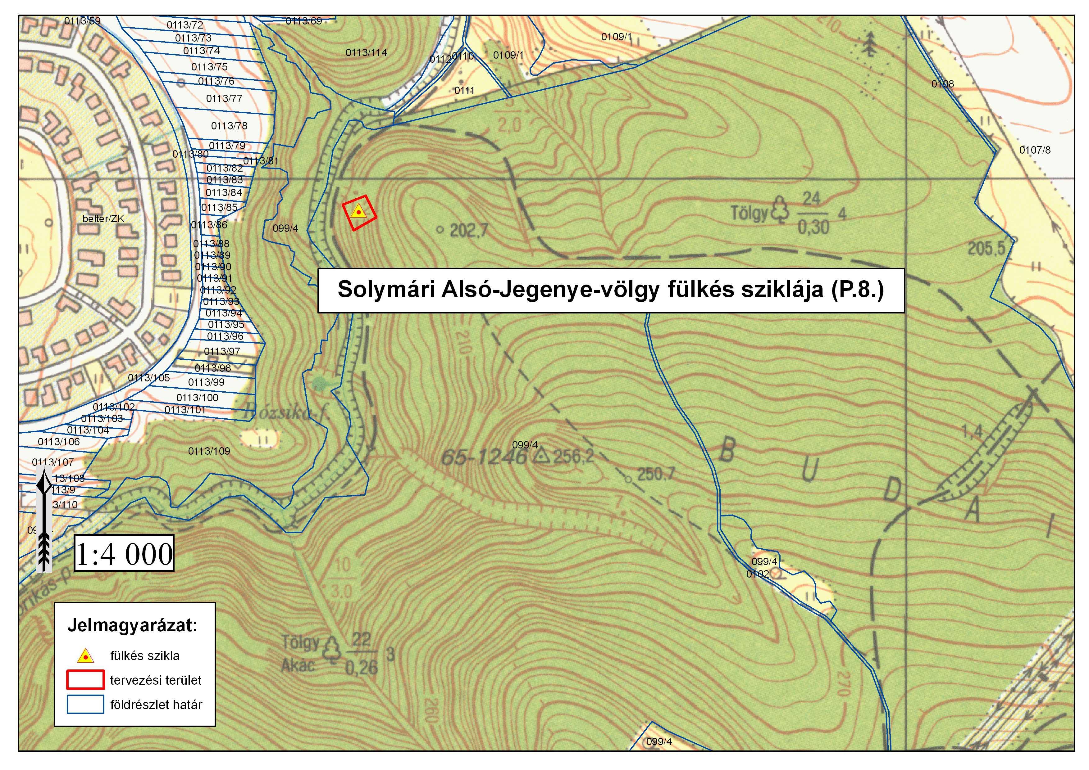 solymár térkép Nyomtatási kép solymár térkép